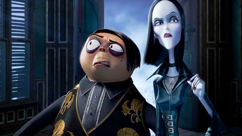 Лидский кинотеатр «Юбилейный» с этого дня начинает показывать новый анимационный фильм в формате 3D «Семейка Аддамс»