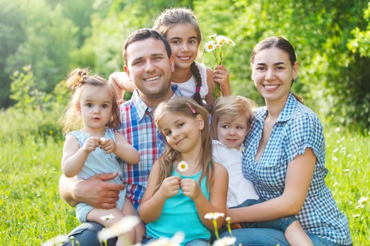 База данных многодетных семей практически сформирована и заработает в январе.