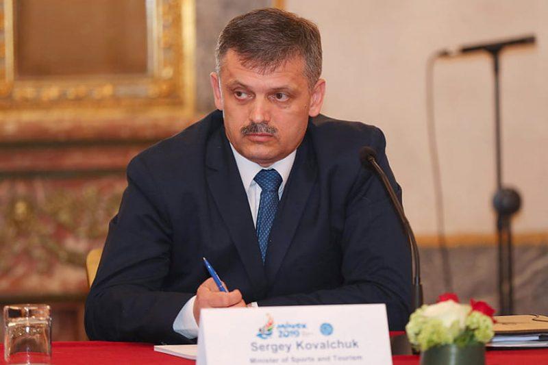Министр спорта и туризма Беларуси Сергей Ковальчук проведет прием граждан в нашем городе