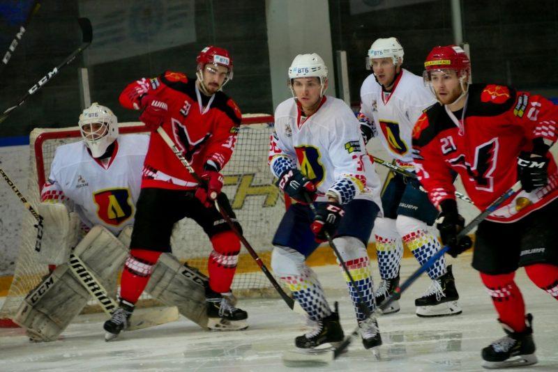 Хоккейный клуб «Лида» потерпел очередное поражение в переходном турнире