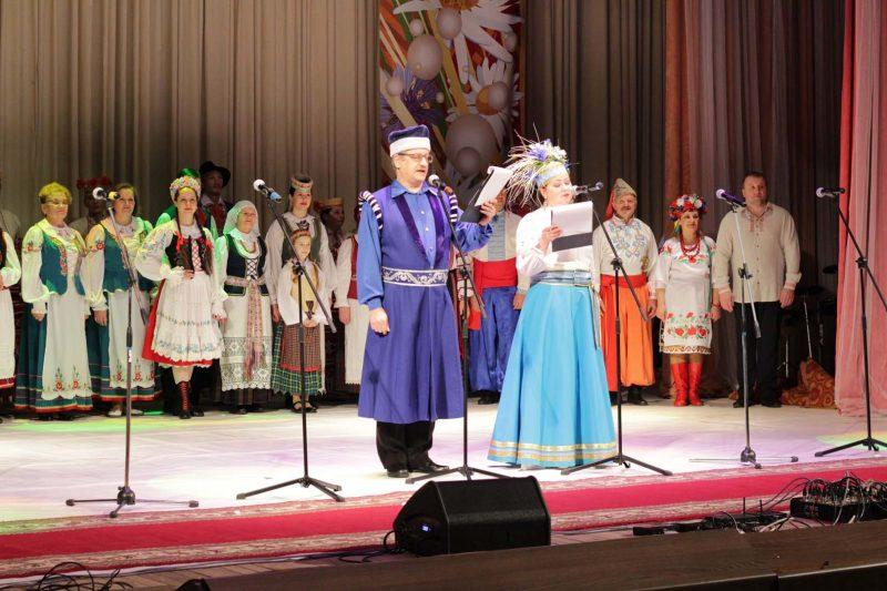 Областной отборочный тур ХIII Республиканского фестиваля национальных культур прошел в Лиде