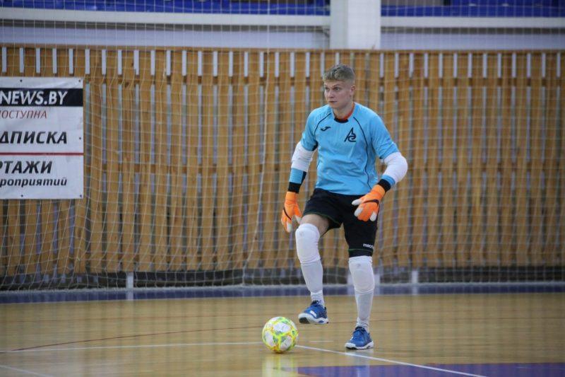 Лидская мини-футбольная команда «Электросети» одержала пятую подряд победу в чемпионате Гродненской области