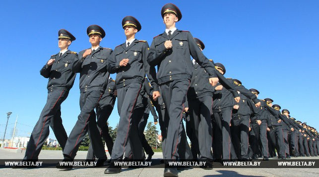 В Лиде пройдут мероприятия ко Дню милиции