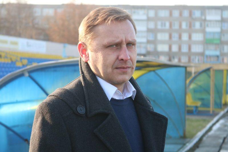 Главным тренером футбольного клуба «Лида» в предстоящем сезоне будет Юрий Каратай
