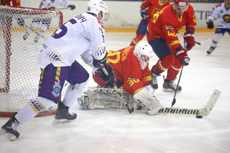 Хоккейный клуб «Лида» уступил «Могилеву»
