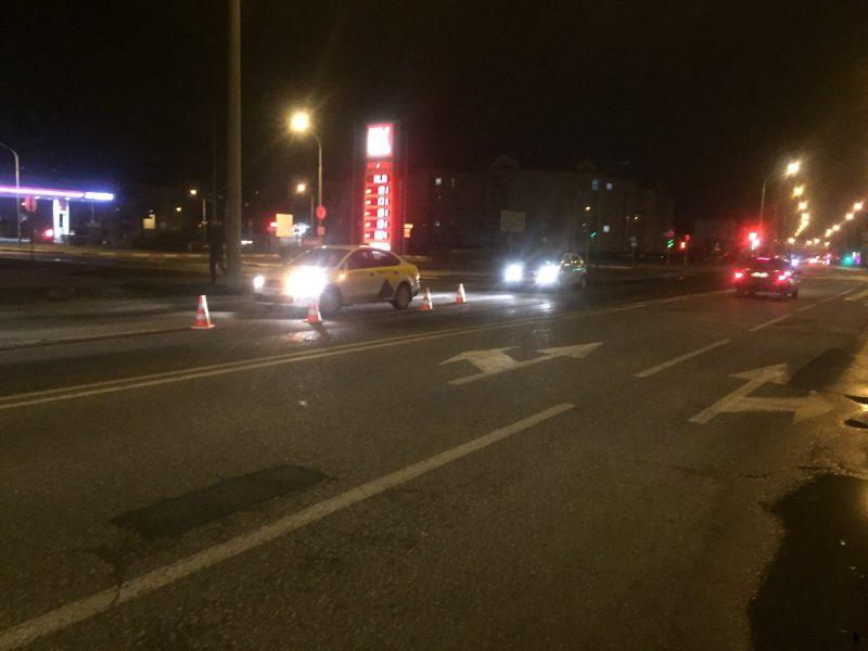В Лиде произошел четвертый с начала года наезд на пешехода
