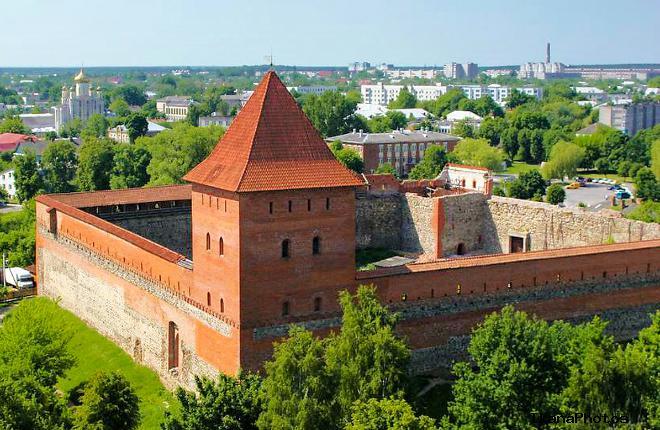 Лидский замок в прошлом году посетили более 57 тысяч человек