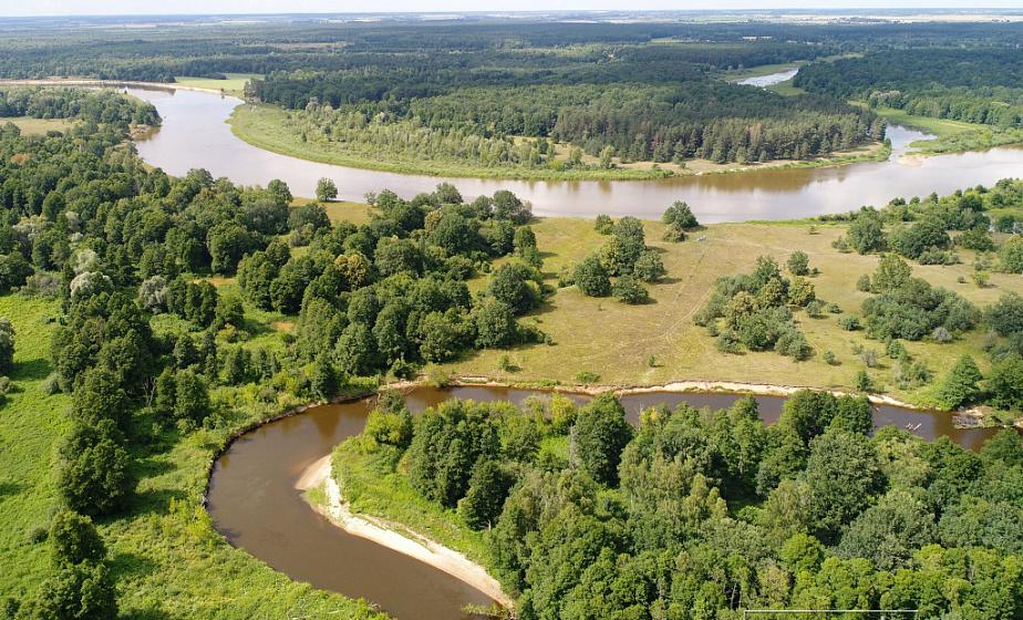 На территории Лидского региона находится более 200 водоемов