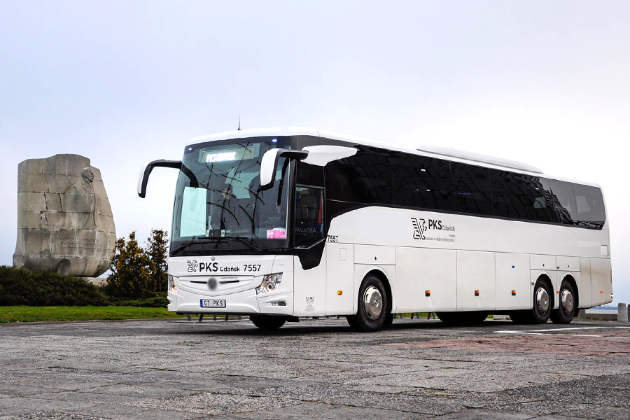 Белорусские граждане смогут вернуться из польского Гданьска, воспользовавшись автобусными рейсами