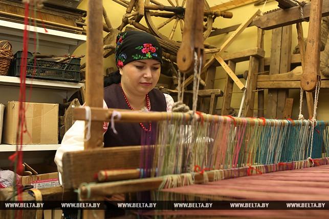 Праздник ткачества состоится в субботу, 19 октября, в Лиде