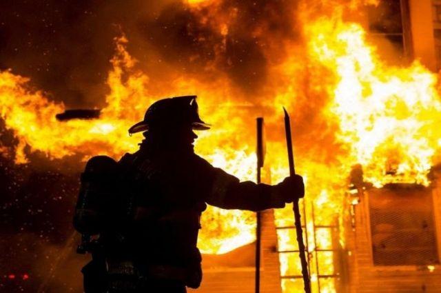 В Лидском районе с начала года произошло 87 пожаров
