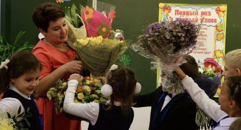 В первое воскресенье октября в Беларуси отметят День учителя