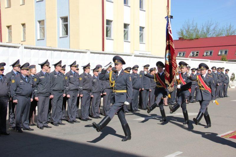Лидчан приглашают пройти обучение в Академии МВД