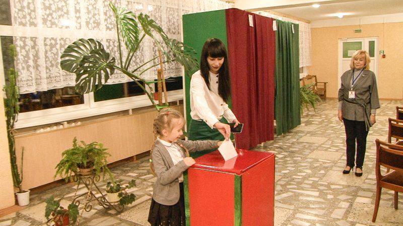 Лидчане приняли активное участие в досрочном голосовании