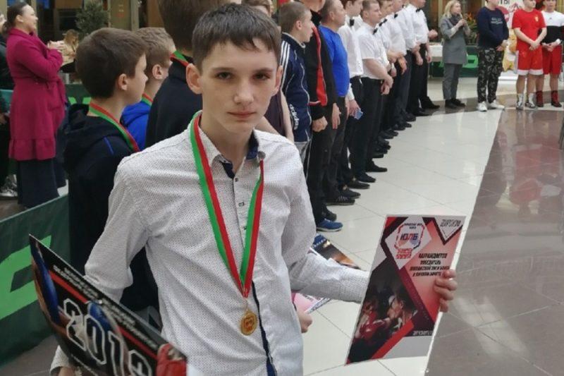 Лидчанин выиграл первенство Беларуси по боксу