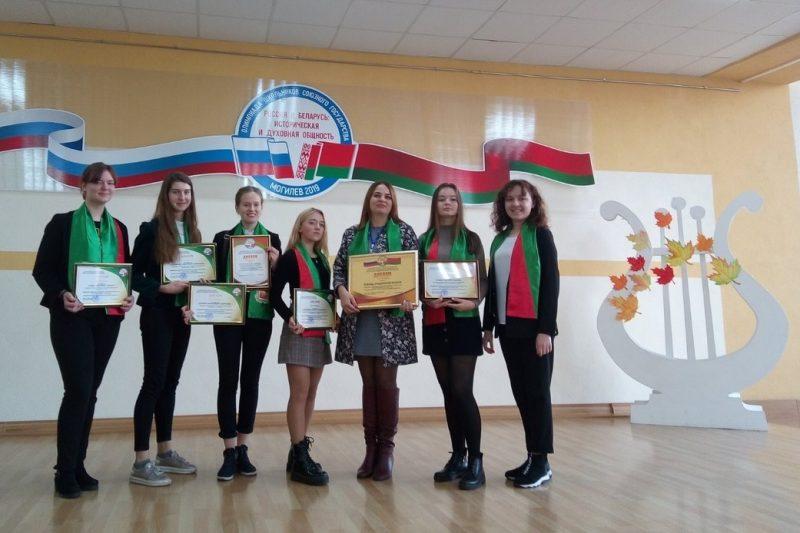 Лидчане завоевали дипломы олимпиады школьников Союзного государства