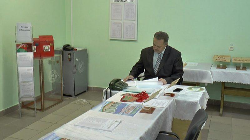 Сегодня начинается досрочное голосование на выборах депутатов Палаты представителей Национального собрания