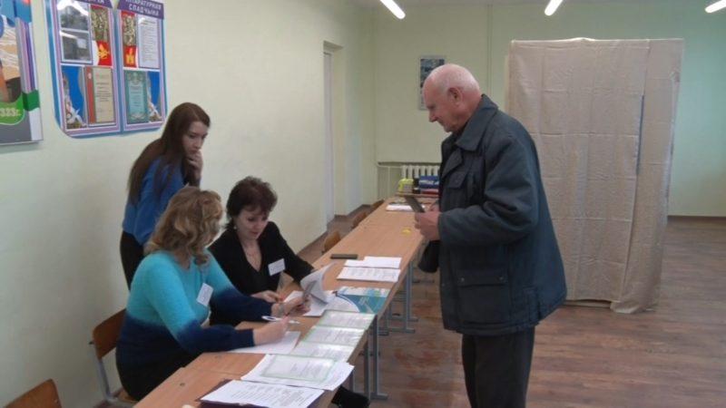 В Лидском районе уже проголосовали более 9% избирателей