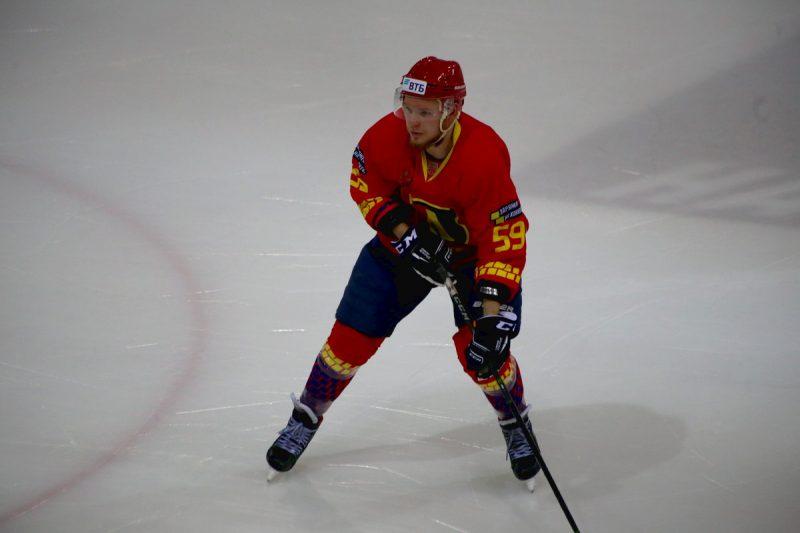 Хоккейный клуб «Лида» уступи гродненскому «Неману»
