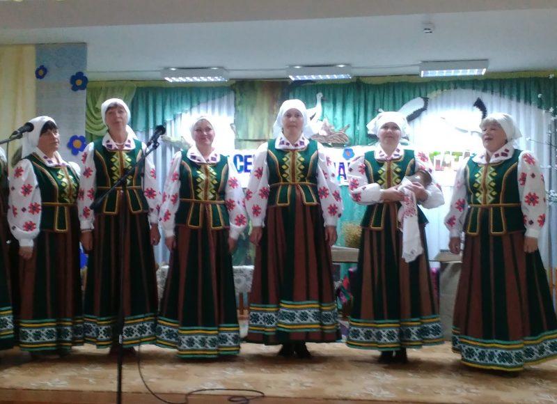 Фольклорный праздник под названием «Сокровища наших предков» состоялся в агрогородке Гончары
