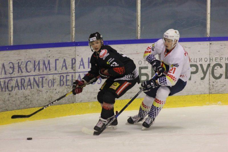 Хоккейный клуб «Лида» в овертайме уступил «Гомелю»