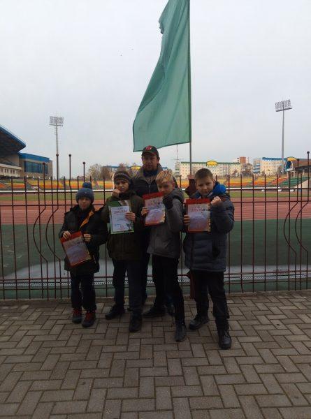 Лидчане завоевали награды Первенства Гродненской области по боксу среди юношей 2006/7 и 2008/9 годов рождения