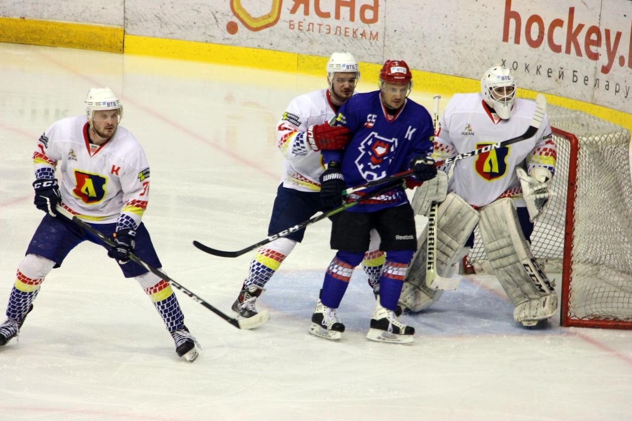 Хоккейный клуб «Лида» проведет завтра очередной матч переходного турнира