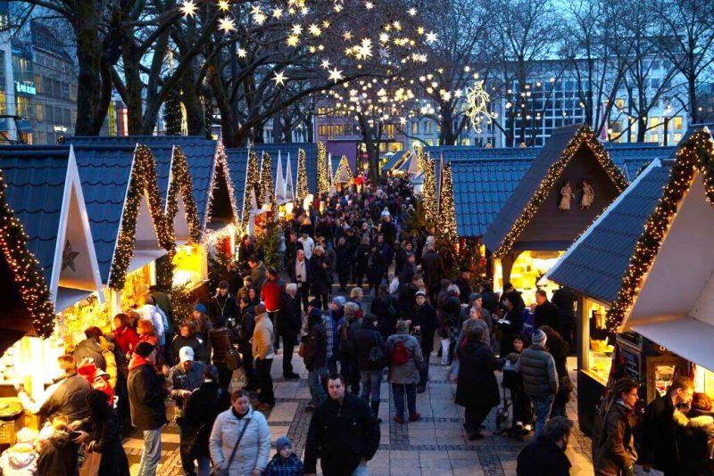 Праздничные ярмарки накануне Рождества и Нового года будут работать в Лиде