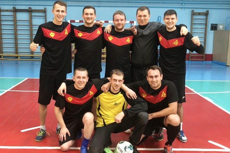 Завершились матчи 8-го тура Лидской мини-футбольной лиги