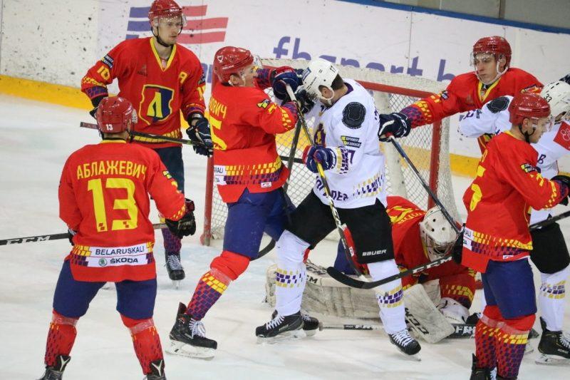 Хоккейный клуб «Лида» сегодня стартует во втором этапе чемпионата страны