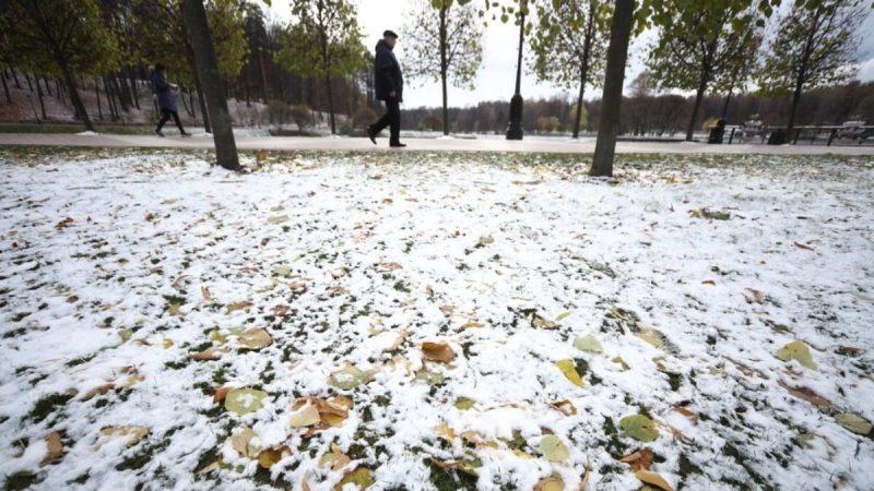 В регионе в предстоящие выходные дни немного похолодает