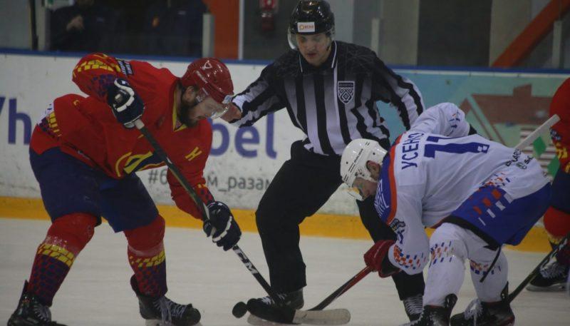 Хоккейный клуб «Лида» уступил «Локомотиву»