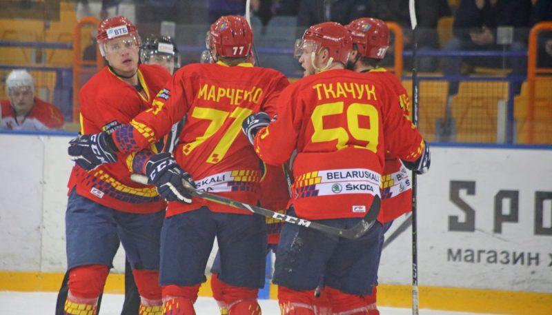 Хоккейный клуб «Лида» завершает сезон