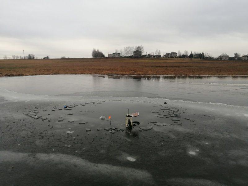 Рыбак утонул в Лидском районе