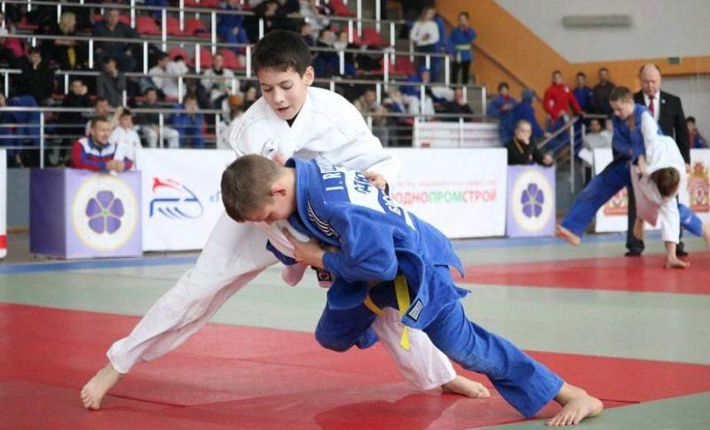 Первый международный турнир по дзюдо «Кубок Гедимина» пройдет в Лиде