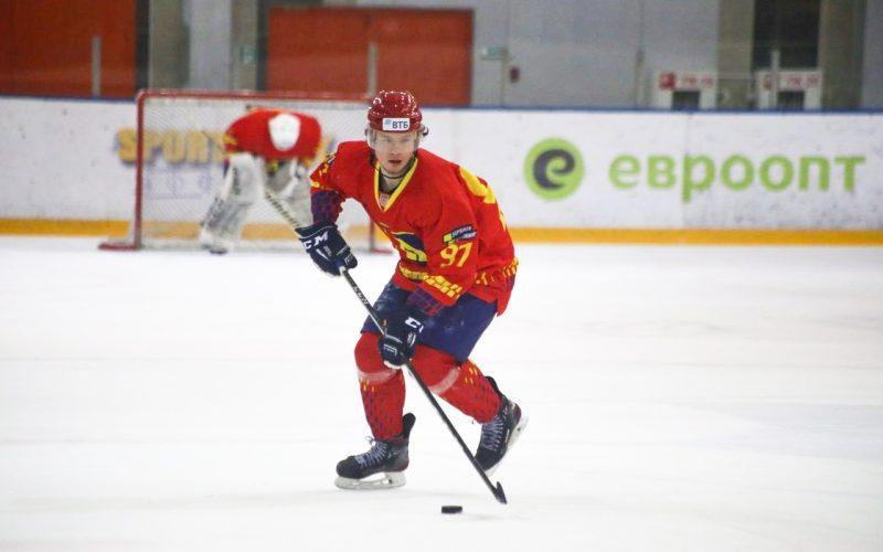 Хоккейный клуб «Лида» проведет сегодня очередной матч переходного турнира