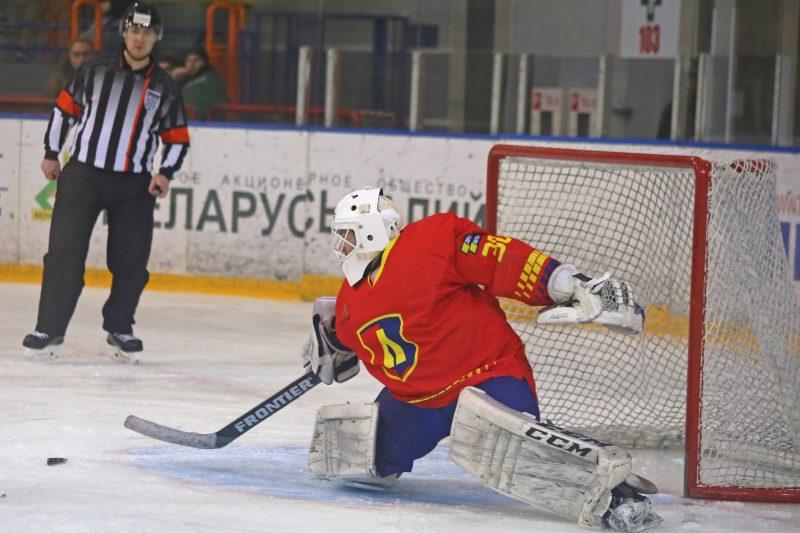 Хоккейный клуб «Лида» провел заключительный домашний матч сезона
