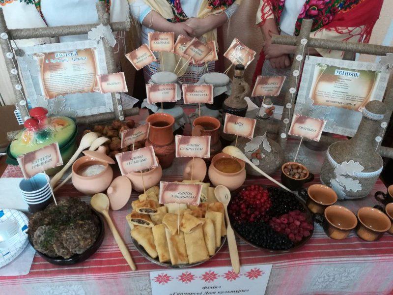 Районный конкурс традиционных блюд «Спазнай смак сваёй кухні» прошел на Лидчине