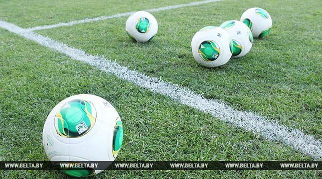 Состоялась жеребьевка чемпионата Беларуси по футболу среди команд первой лиги