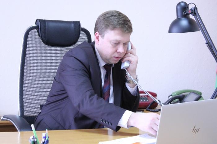 Глава района ответил на вопросы граждан