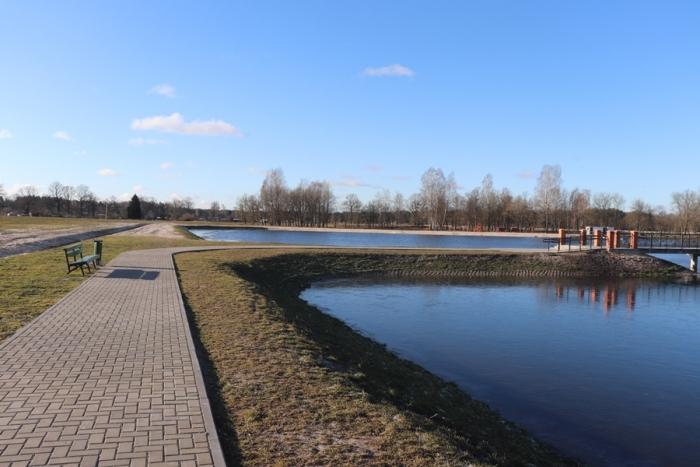 Зоны отдыха на водоемах Лидчины подготовят к 1 мая
