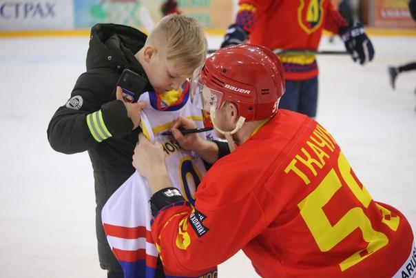 Хоккеисты «Лида» сыграют с воспитанниками местной детско-юношеской школы по хоккею
