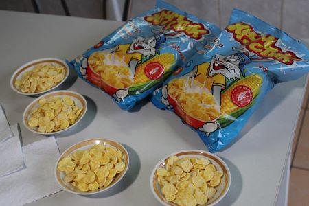 Предприятие «Лидапищеконцентраты» освоило выпуск кукурузных хлопьев