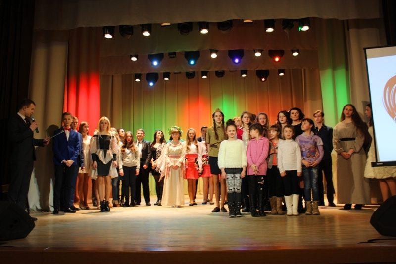 Районный фестиваль-конкурс песни «Сердце земли моей» состоялся на Лидчине