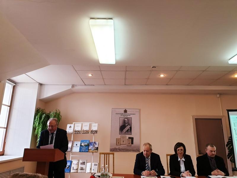 Лидский центр культуры принял участие в конференции в Могилеве