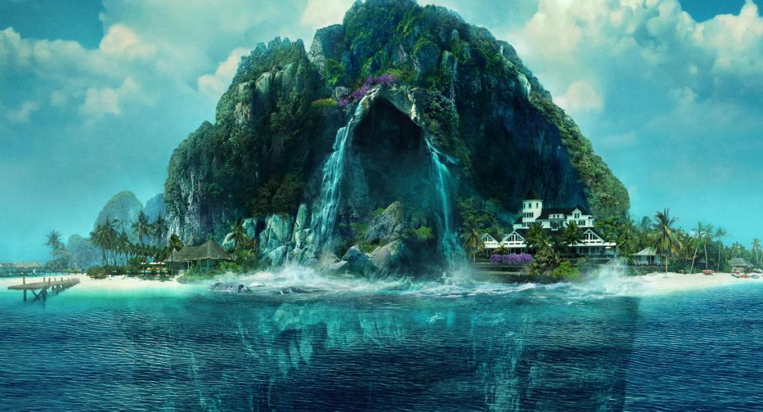 Лидский кинотеатр «Юбилейный» с этого дня начинает показ нового фильма «Остров фантазий»