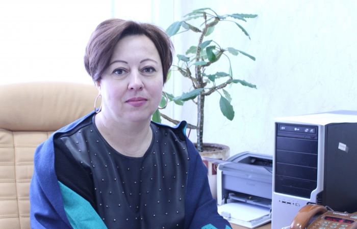 В Лидском райисполкоме новый начальник управления торговли и услуг