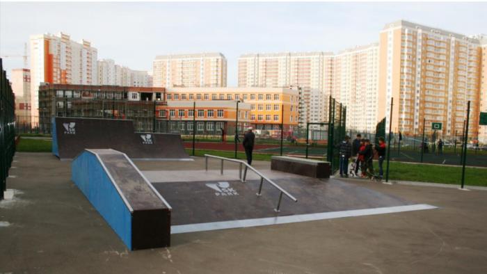 В Лиде приступили к созданию скейт-парка