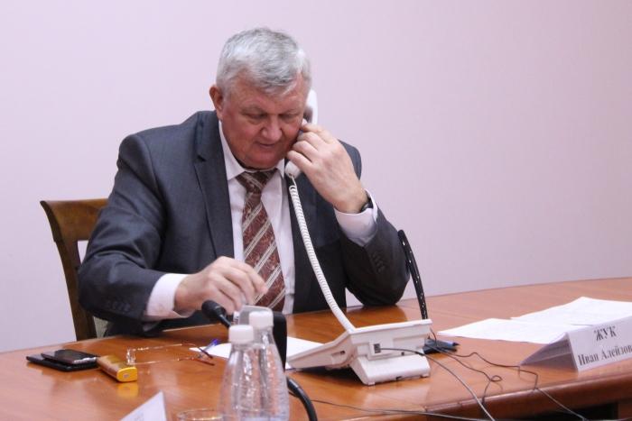 Первый заместитель председателя Гродненского облисполкома Иван Жук провел личный прием граждан в Лиде