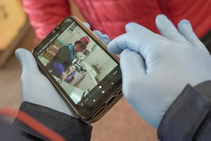 В Лиде уделяют внимание безопасности работников торговли